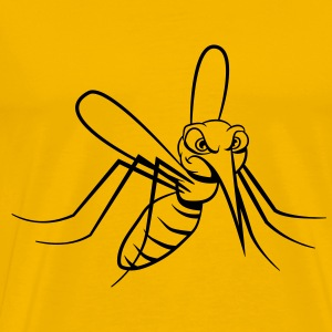 Mosquito mosquito insect T-Shirts - Men's Premium T-Shirt