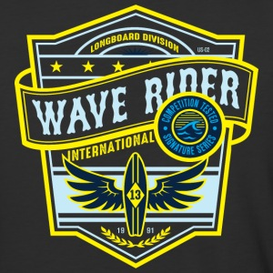 Wave Rider - Baseball T-Shirt
