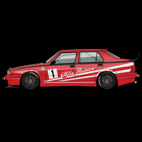 Works Alfa Corse 75