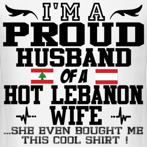 lebanon wife 112.png T-Shirts - Men's T-Shirt