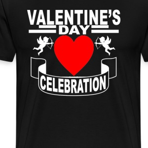 valentines_day_celebration_ - Men's Premium T-Shirt