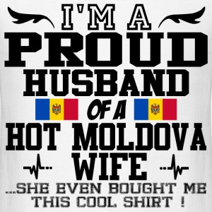 moldova wife 112.png T-Shirts - Men's T-Shirt