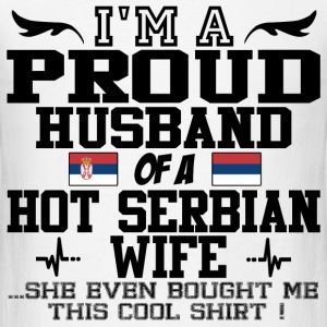 serbian wife 112.png T-Shirts - Men's T-Shirt