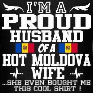 moldova wife 1111898982012.png T-Shirts - Men's T-Shirt