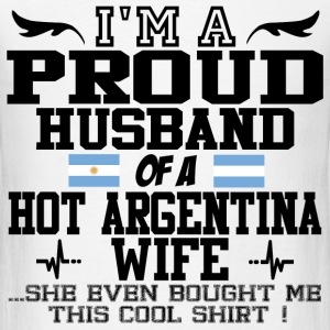 argentina wife 112.png T-Shirts - Men's T-Shirt