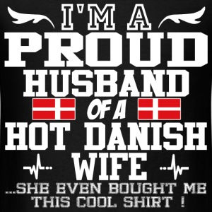 danish wife 11178782.png T-Shirts - Men's T-Shirt
