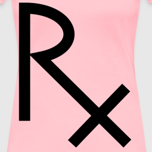 Prescription symbol - Women's Premium T-Shirt