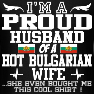 bulgarian wife 114566.png T-Shirts - Men's T-Shirt