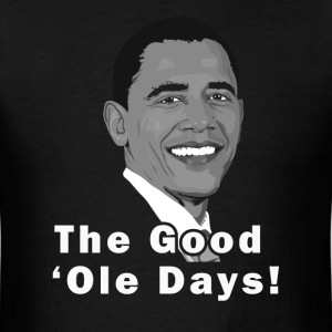 Bye Obama Trump Inauguration - Men's T-Shirt