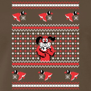 Festive Duck Hunt - Men's Premium T-Shirt