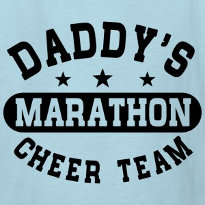 Dad's Marathon Cheer Team Kids' Shirts - Kids' T-Shirt