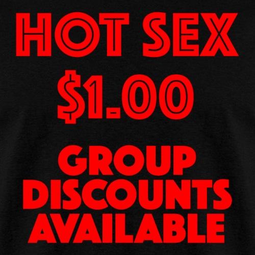 Hot Sex $1