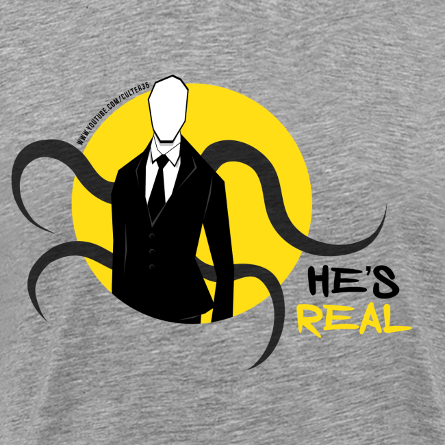 Men's Slender Man's Real!