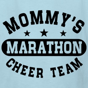 Marathon Mom Kids' Shirts - Kids' T-Shirt