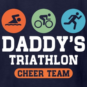 Triathlon Dad Kids' Shirts - Kids' T-Shirt