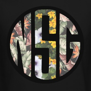 Floral NSG Graphic - Crewneck Sweatshirt
