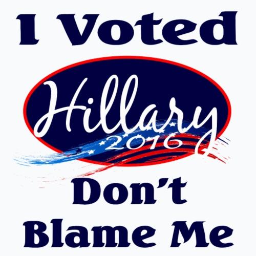 I Voted Hillary 2016