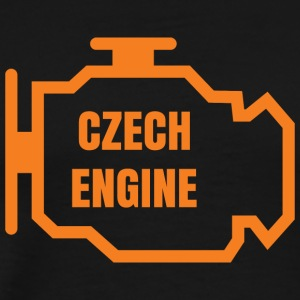CZECH_ENGINE - Men's Premium T-Shirt