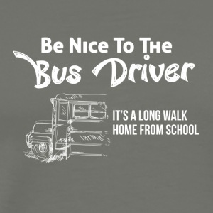 Bus Driver - Men's Premium T-Shirt