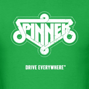 Spinner (aged look) - Men's T-Shirt