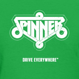 Spinner (aged look) - Women's T-Shirt