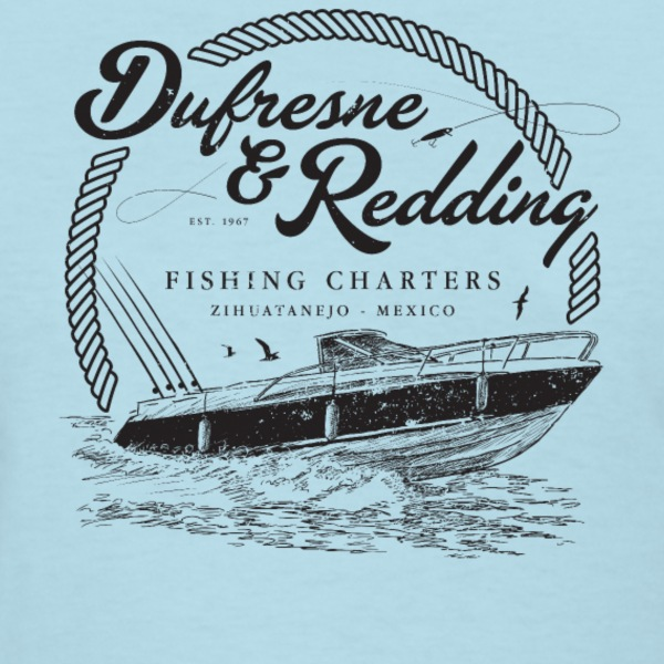 Dufresne & Redding (aged) - Women's T-Shirt