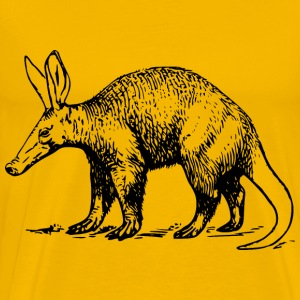 Aardvark - Men's Premium T-Shirt