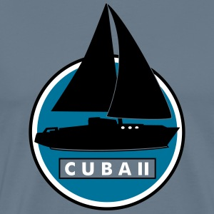 sailing_vec_3 us T-Shirts - Men's Premium T-Shirt