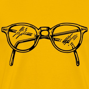 Spectacles - Men's Premium T-Shirt