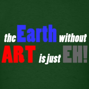 Art -Eh - Men's T-Shirt