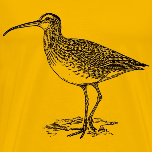 curlew - Men's Premium T-Shirt