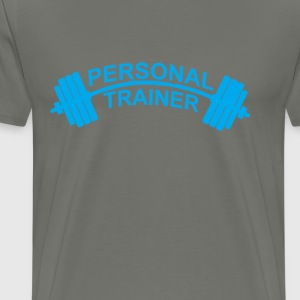 personal_trainer_ - Men's Premium T-Shirt