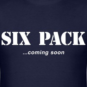 SIX PACK is coming - Men's T-Shirt