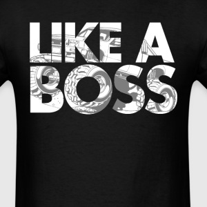 4x4 Boss T-Shirt T-Shirts - Men's T-Shirt