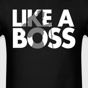 Backpacking Boss T-Shirt T-Shirts - Men's T-Shirt