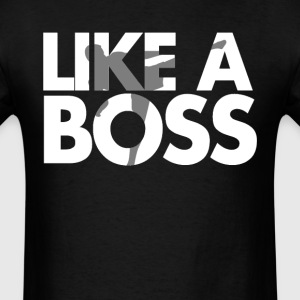 KickBoxing Boss T-Shirt T-Shirts - Men's T-Shirt