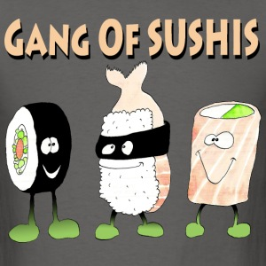 gang of sushis T-Shirts - Men's T-Shirt