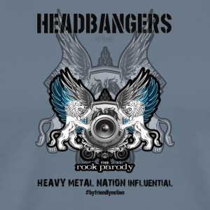 We, The HeadBangers - Men's Premium T-Shirt