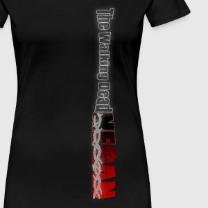 NEGAN STICK - Women's Premium T-Shirt