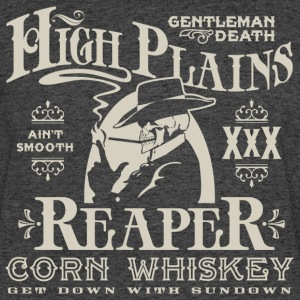 High Plains Reaper Corn Whiskey - Men's 50/50 T-Shirt