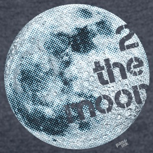 2 the moon T-Shirts - Women´s Roll Cuff T-Shirt