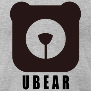UBEAR - Men's T-Shirt by American Apparel