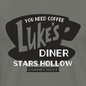 LUKE'S DINER - Men's Premium T-Shirt