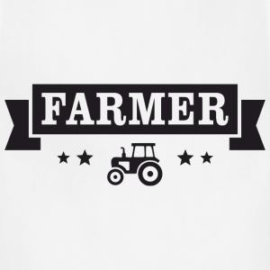 Farmer Badge Aprons - Adjustable Apron