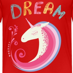 Unicorn Dream Baby & Toddler Shirts - Toddler Premium T-Shirt