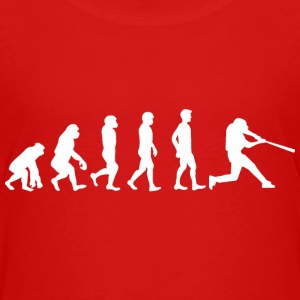 Evolution Baseball Kids' Shirts - Kids' Premium T-Shirt