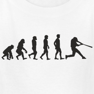 Evolution Baseball Kids' Shirts - Kids' T-Shirt