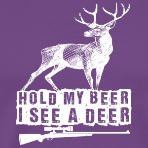 Hunting - Men's Premium T-Shirt