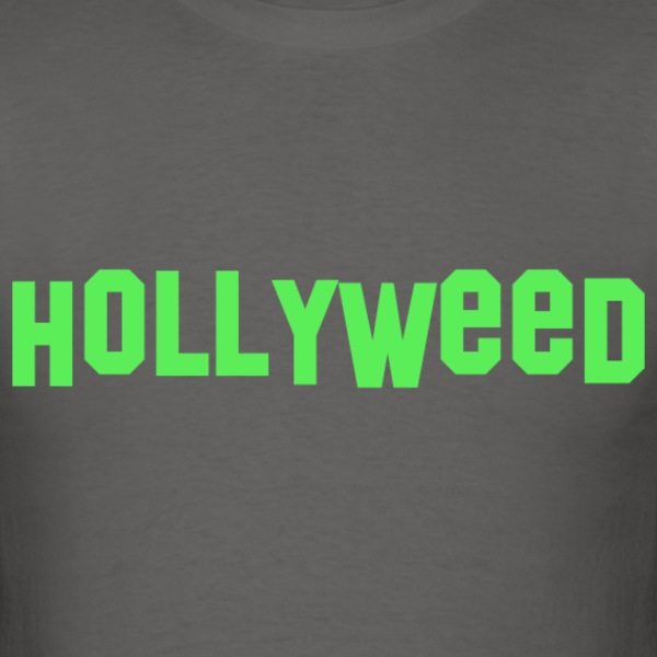 Hollyweed T-shirt - Men's T-Shirt