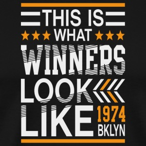 Winners - Men's Premium T-Shirt